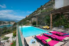 Villa Marianna Istron, istron, Crete. Find more at www.villaplus.com