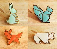 Geometric bunny tattoo idea