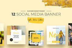 Yellow Autumn Social Media Designs - Instagram - 1
