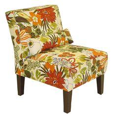 Skyline Lilith Armless Chair