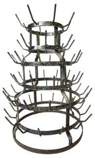 French Iron       Drying Rack