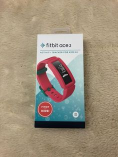 Fitbit Ace 2 Activity Tracker for Kids Watermelon/Teal Clasp, The swimproof activity tracker for Praise The Sun, First Site, Making Memories, More Fun, Fitbit, Healthy Habits, Siblings, Challenges, Watermelon