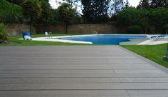 ¿Una zona de cenador junto a tu piscina? Tarima sintética NeoMeck. http://www.neoture.es/productos/tarimas/neomeck/