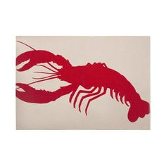 I pinned this Thomas Paul Lobster Placemat from the New England Clambake event at Joss and Main!