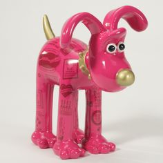 From loveable figurines to cracking gifts, choose your favourite Gromit souvenir inspired by award winning Gromit Unleashed charity arts trail. No Way, Animal Paintings, Charity, Bobs, Beauty, Pet Pictures, Bob Hairstyle, Beauty Illustration, Bob