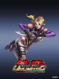 Nina Williams - Tekken Unlimited // #ninatekken #ninaassassin