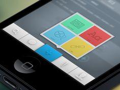 Profile App Concept on Behance