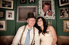 Our photo booth Photo Booth, Wedding Decorations, Couple Photos, Couples, Coat, Fashion, Couple Shots, Moda, Photo Booths