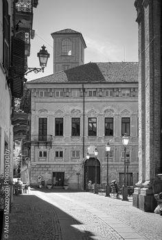 Novi Ligure, from Via Roma to Piazza Dellepiane