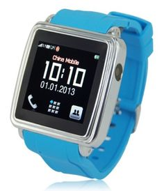 PGD MQ588 Handfree Wireless Bluetooth Touch Screen Digital Smartwatch Built-in SIM Card and TF card slot Alarm Sync Anti-lost MP3 FM for Apple iPhone Android Mobile Phone Smartphone (Blue) - http://www.uzume.net/pgd-mq588-handfree-wireless-bluetooth-touch-screen-digital-smartwatch-built-in-sim-card-and-tf-card-slot-alarm-sync-anti-lost-mp3-fm-for-apple-iphone-android-mobile-phone-smartphone-blue/ #SmartWatch