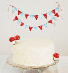 very cute cake, looks super easy