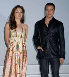 Over 10 years ago, Brad Pitt and Angelina Jolie went public with their relationship. Although sadly their union has come to an end now that Angelina has filed Angelina Jolie Birthday, Angelina Jolie Divorce, Brad Pitt And Angelina Jolie, Jolie Pitt, Le Jolie, Celebrity Couples, Celebrity News, Celebrity Style, Brad Pitt Divorce