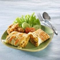 NASI GORENG OMELET http://www.sajiansedap.com/mobile/detail/14105/nasi-goreng-omelet