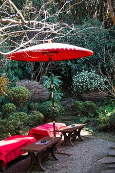 Japanese outside cafe