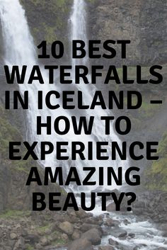 There is something quite magical about the sight and sound of a gorgeous waterfall flowing over the edge of a cliff. Whether you have a fond appreciation of the natural beauty found in waterfalls or simply enjoy the relaxing experience of watching the constant flow of water, we think that we have found the perfect place to quickly become addicted to these attractions – Iceland! When you think about the best waterfalls in Iceland, well it's almost impossible to come up with a short list given…