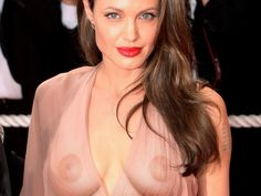 Angelina-Jolie-Nude-Boobs-on-the-Red-Carpet