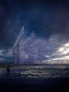 reveal the absence: the un built by g. mazars