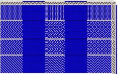 Schacht Spindle Blog: Weaving a Twill Sampler - Part 2