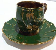 Vintage Limoges Teacup & Saucer/ Paris France   #430338181