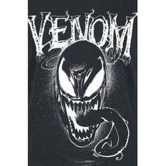 Venom (Marvel) We Are Venom T-ShirtEmp.de welche farbe Venom (Marvel) We Are Venom T-ShirtEmp. Contour Makeup, Makeup Geek, Makeup Hacks, Halloween Make, Vintage Halloween, Marvel Comics, Marvel Art, Venom T Shirt, Lipstick Designs