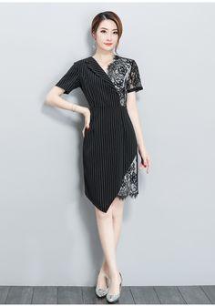 Ideas Design Dresses Couture Moda For 2019 Dress Brokat Modern, Kebaya Modern Dress, Model Kebaya Brokat Modern, Simple Dresses, Elegant Dresses, Nice Dresses, Casual Dresses, Blouse Batik Modern, Model Dress Batik