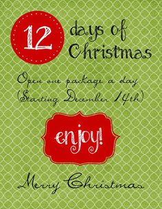 Tender Mercies Along the Journey: 12 Days of Christmas for Missionaries Missionary Care Packages, Missionary Gifts, Sister Missionaries, Twelve Days Of Christmas, Christmas Gifts For Friends, Christmas Fun, Christmas Care Package, Christmas Service, Boyfriend Crafts