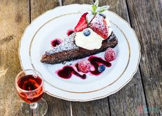 Delicious food in the Blue Mountains - great getaway from Sydney, Australia