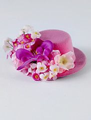 Women's+Flower+Girl's+Silk+Headpiece-Wedding+Special+Occasion+Casual+Flowers+–+GBP+£+9.84