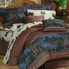 Cabin Retreat - Full Comforter Set