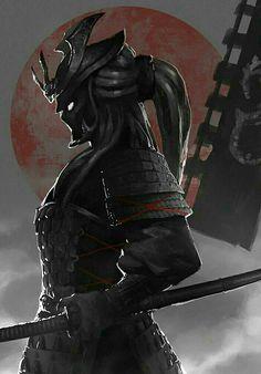 Samurai - Pathfinder PFRPG DND D&D d20 fantasy