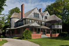 Isaac Bell House | Newport Mansions