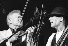 Vassar Clements and John Hartford, 1994