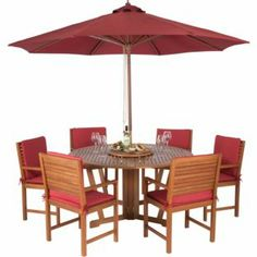 buy chatsworth 6 seater round dressed patio set express delivery at argosco