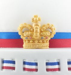 Diamond Jubilee Dome Cake - how and to make these edible crowns