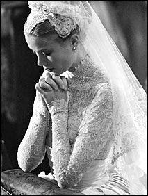 princess grace wedding