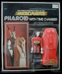 Micronauts.  Pharoid with Chamber.  I had the yellow one, but not this one!