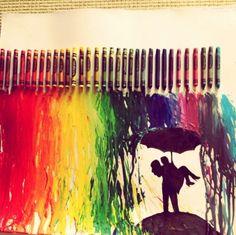 I'll be your umbrella in the rain | Art