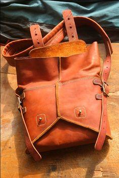 b4 one strap bag on Behance
