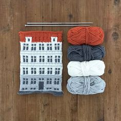 Boy Knits World: knitting, crochet and other stuff by Jake Henzler Link to patterns in bio! Diy Gnat Trap, Hand Knitting, Knitting Patterns, Knitting Yarn, Tricot D'art, Knit World, Knit Art, Embroidery Techniques, Knitted Blankets