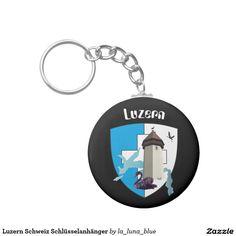 Luzern Schweiz Schlüsselanhänger
