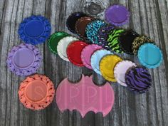 Hair Accessory Centers by RoyalBowMakerSupply on Etsy