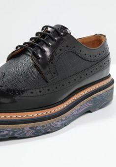 Paul Smith Shoes GRAND - Veterschoenen - nero - Zalando.nl