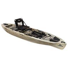 Angler kayak bass pro shop and kayaks on pinterest for Bass pro shop fishing kayaks