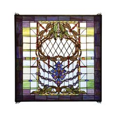 Buy the Meyda Tiffany 20579 Brass Direct. Shop for the Meyda Tiffany 20579 Brass Tiffany Square Stained Glass Window Pane from the Dragonfly Collection and save. Dragonfly Stained Glass, Stained Glass Panels, Stained Glass Cookies, Contemporary Lamps, Rustic Lighting, Modern Sculpture, Window Panels, Glass Art, Wine Glass