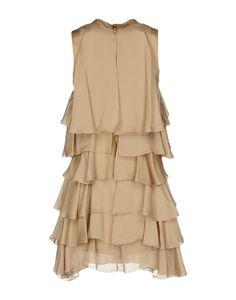 Balmain Короткое Платье Для Женщин - Короткие Платья Balmain на YOOX - 34696222PX