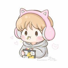 - Minecraft, Pubg, Lol and Baekhyun Fanart, Chanbaek Fanart, Yoonmin Fanart, Exo Chanbaek, Kpop Exo, Exo Chanyeol, Fan Art, Exo Cartoon, Kpop Anime