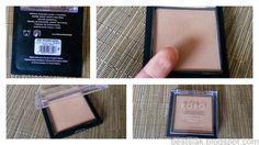 Bronzer do konturowanie twarzy z KOBO. Recenzja na blogu po kliknięciu w zdjęcie :)