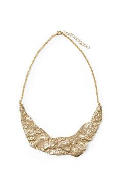 Banyan Tree Bark Collar Necklace, $98;