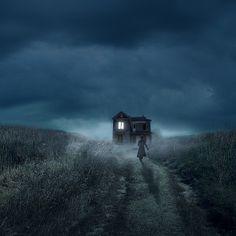 Childhood fears, By Midnight - digital