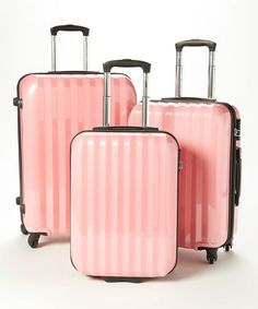 Gorgeous luggage that rolls and is almost indestructible | Travel ...